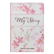 Journals Lux-Leather Legacy My Life My Story Pink (Hardcover)