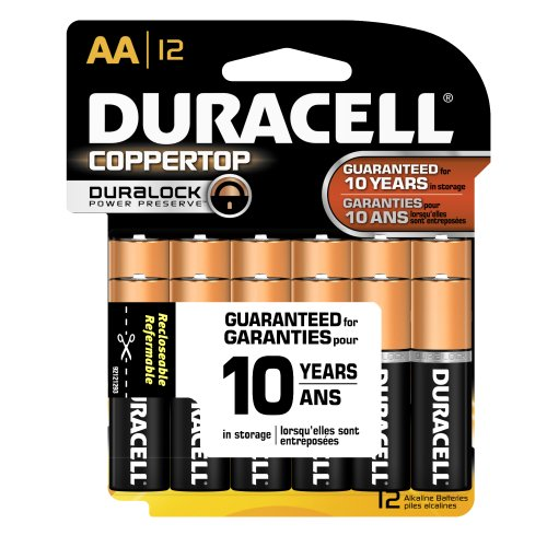 Duracell General Purpose Battery (MN15RT12Z)