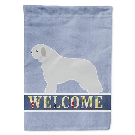 Spanish Water Dog Welcome Garden Flag