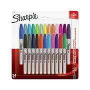 Sharpie Electropop 24-Marker Set, Fine Tip