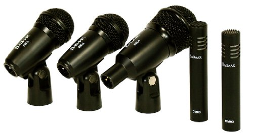 Bad Aax T5400 Drum Microphone Kit by Overstock