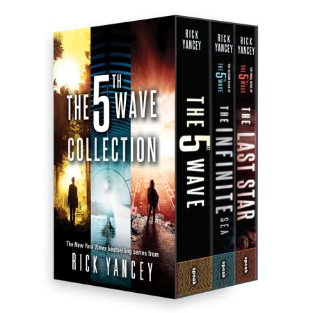 The 5th Wave Collection (Waving Penguin)