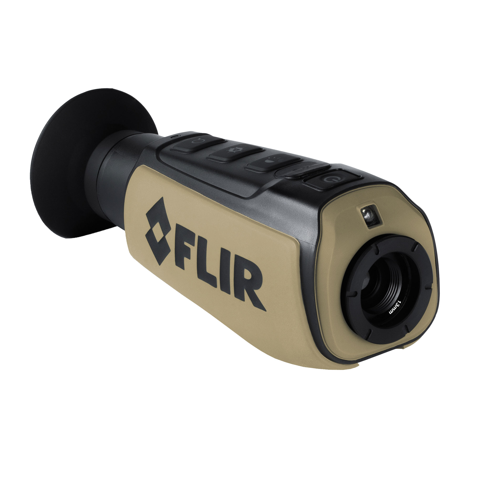 FLIR Scout III 240 30Hz Video 640 x 480 Night Vision IMaging Thermal Monocular by FLIR