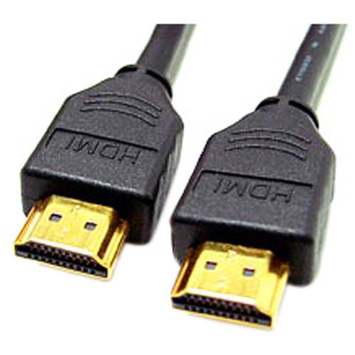 Link Depot Gold-Plated High-Speed HDMI Cable 1'/6'/10'/15'/25'