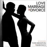 Toni Braxton & Babyface - Love Marriage & Divorce - CD