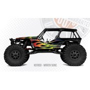 FreqEsKinz Hotrod Wrap Axial Wraith FRQ20511