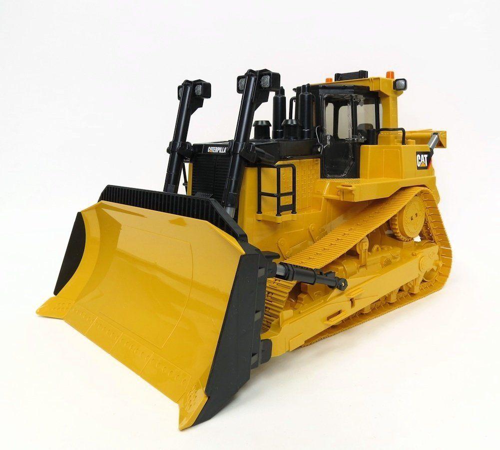 BRUDER TOYS AMERICA INC Caterpillar LG Tractor by Bruder Trucks