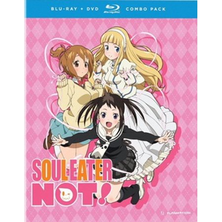 Soul Eater Not: The Complete Series (Blu-ray)