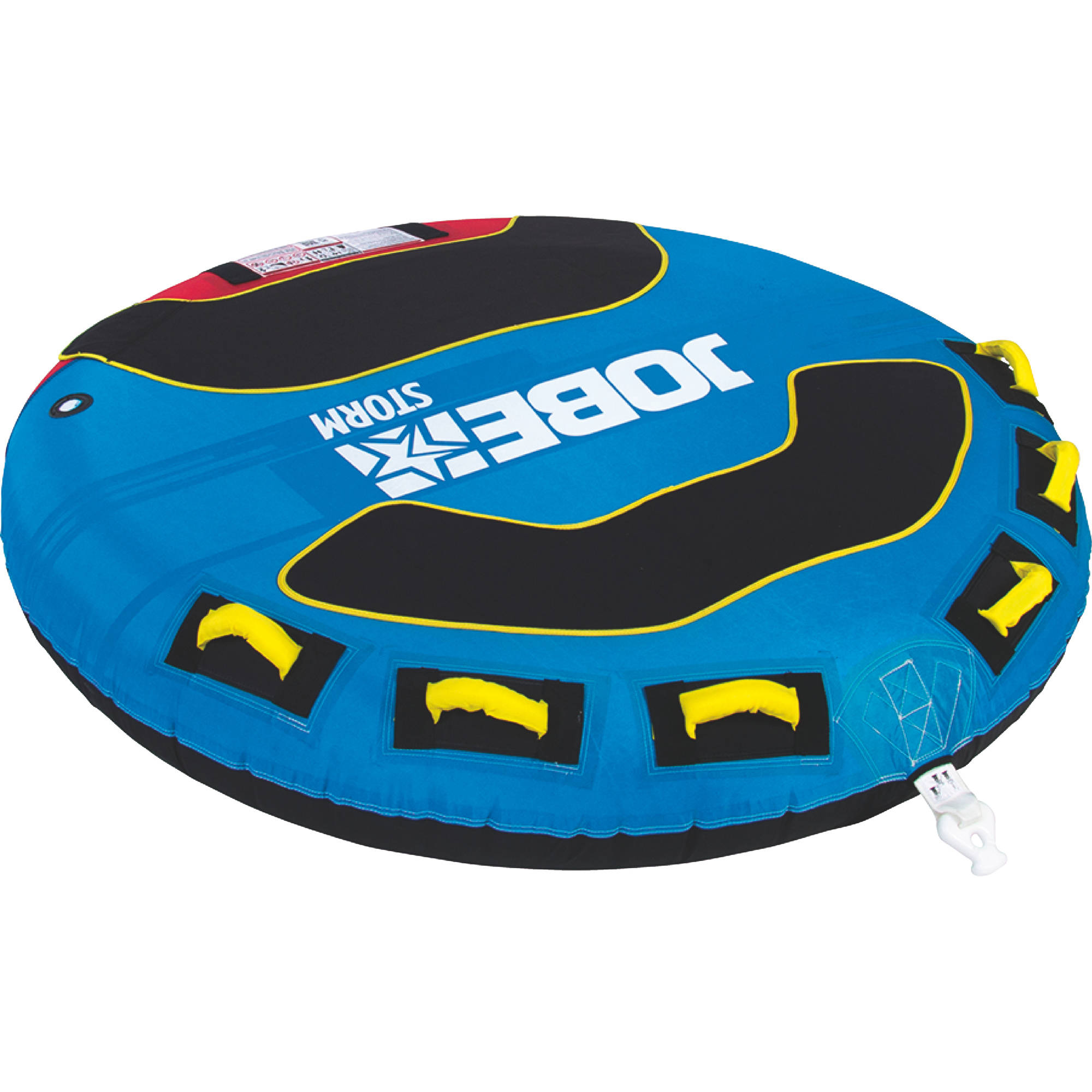 Jobe 230217005 Storm 2 Person Deck Tube Inflatable Towable by Jobe Sport International