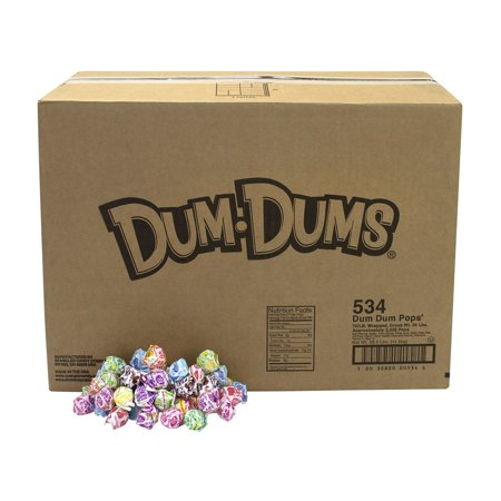 Product of Dum Dums Assorted Lollipops, 30 lbs. [Biz - Dum Dum Flavors