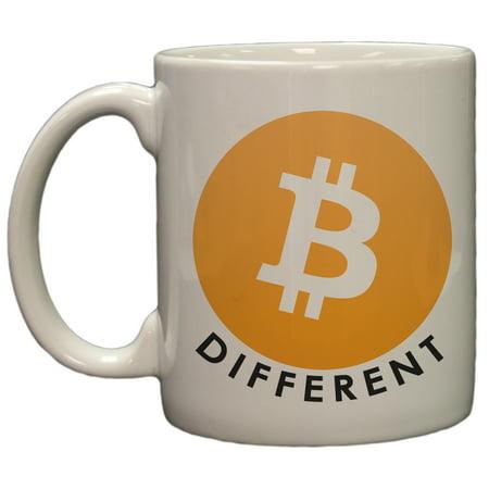 Bitcoin Be Different 11Oz Coffee Mug