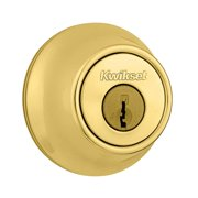 Kwikset 665 Double Cylinder Deadbolt From The 660 Series