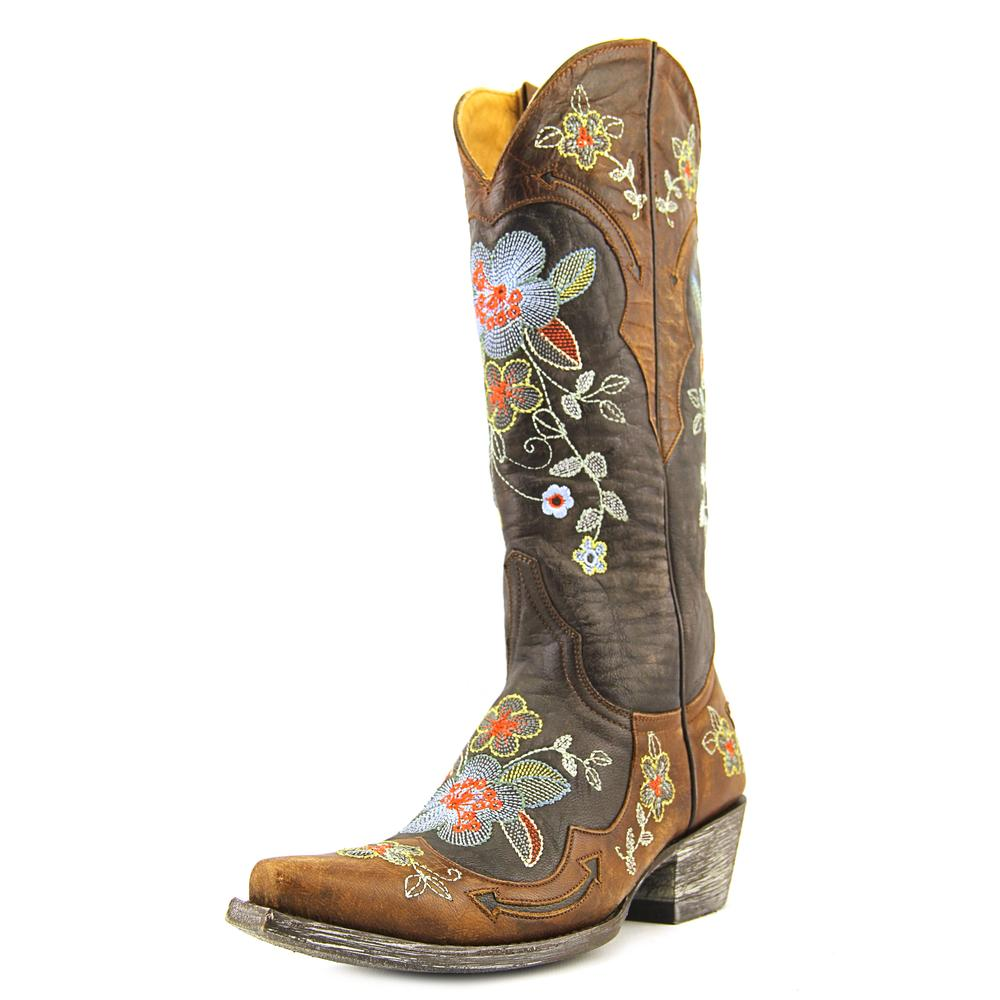 "OLD GRINGO Bonnie 13""   Pointed Toe Leather  Western Boot"