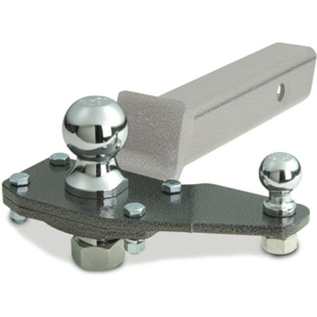 Camco 48386 RV Trailer Sway Control Ball Mount Adapter