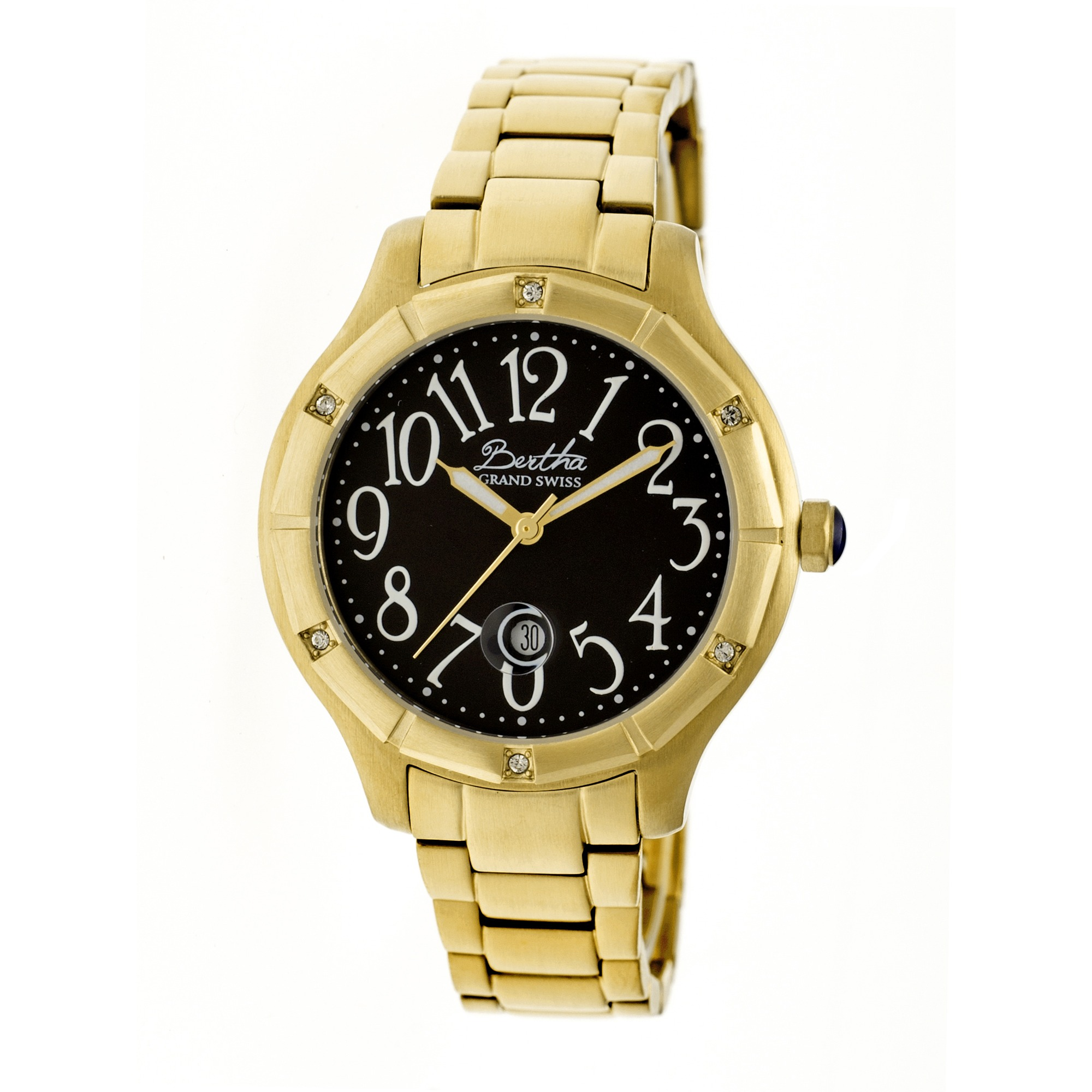 Bertha Br4804 Jaclyn Ladies Watch