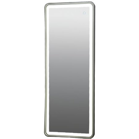 Bethel International Led Ring Light Full Length Mirror