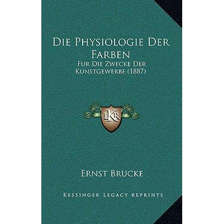 Die Physiologie Der Farben : Fur Die Zwecke Der Kunstgewerbe (1887) (Farben Für Herbst Hautton)