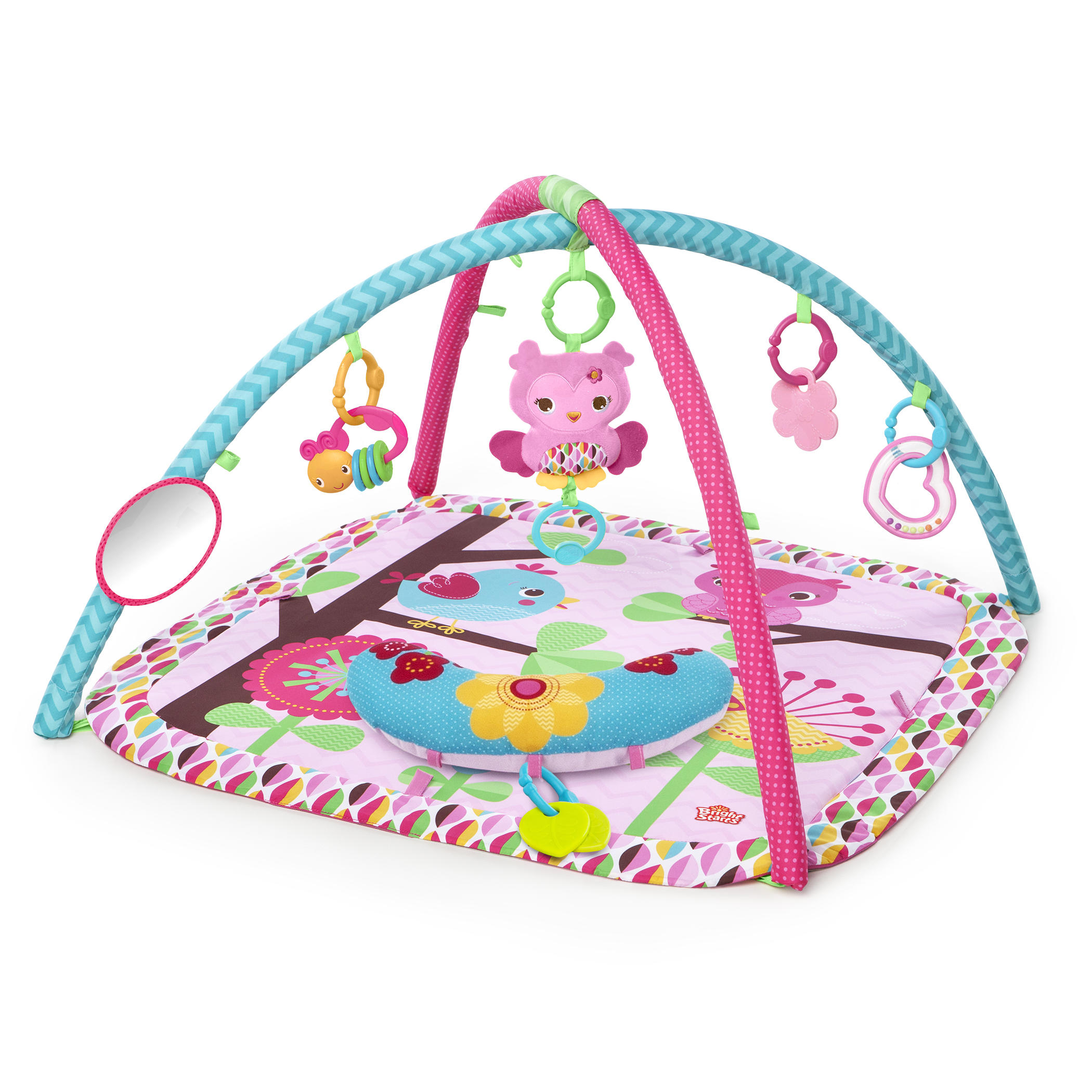 Bright Starts Happy Tweets Activity Gym