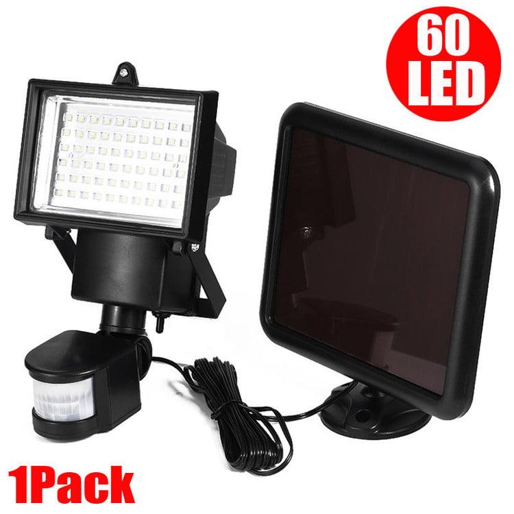 Solar Lights,60 LED Solar Powered Lights Waterproof Outdoor Motion Sensor Lighting by