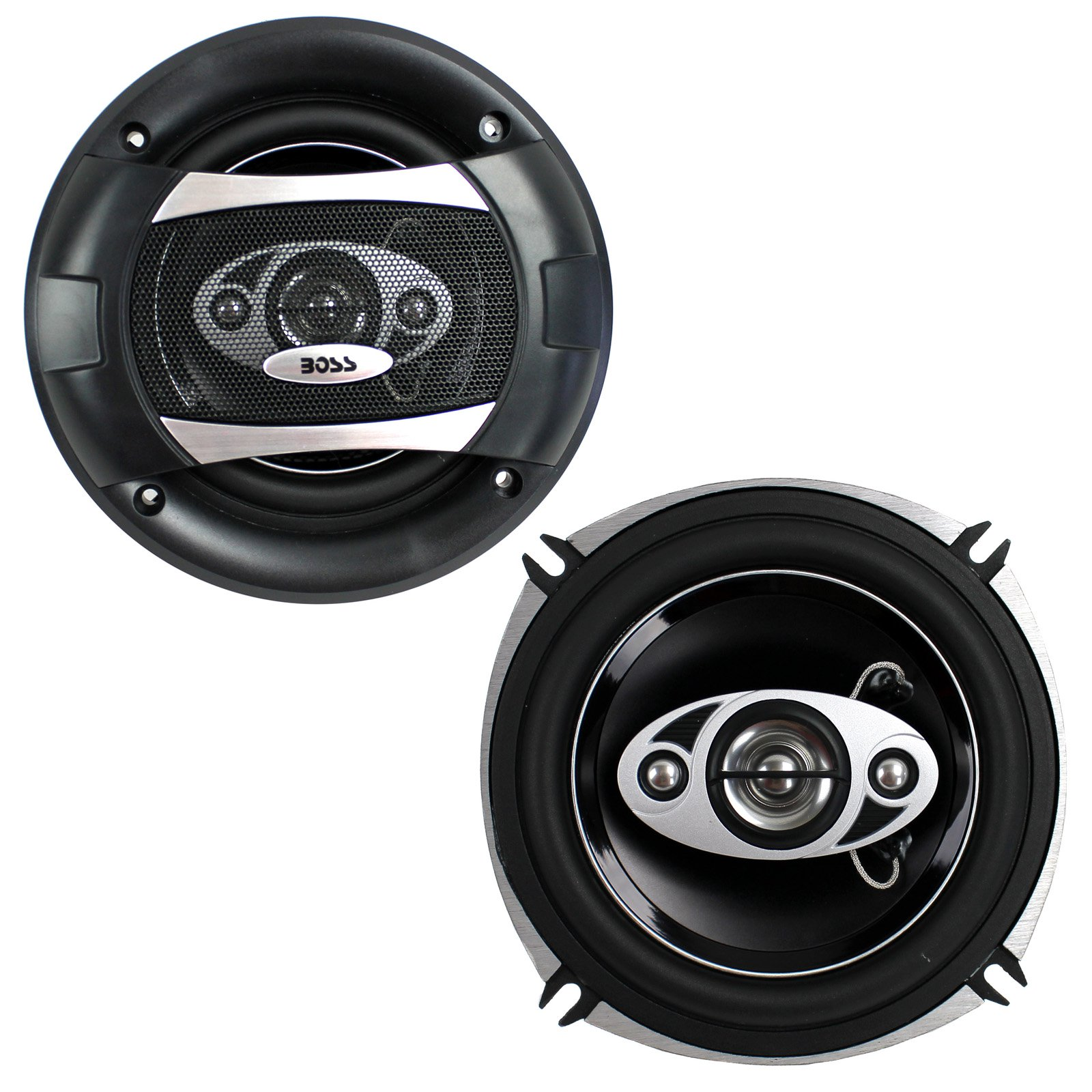 "Boss Audio Phantom 5.25"" 4-Way 300W Full Range Speaker"