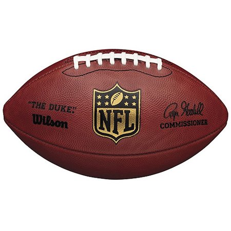 "Wilson Football ""The Duke"" Official NFL Game Football"