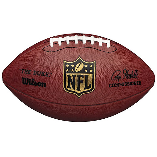 "Wilson ""The Duke"" Official NFL Game Football"