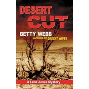 Lena Jones Mysteries: Desert Cut (Paperback)
