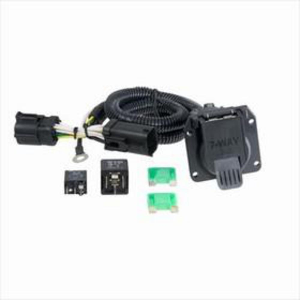 Curt Manufacturing Replacement Oem Tow Package Wiring