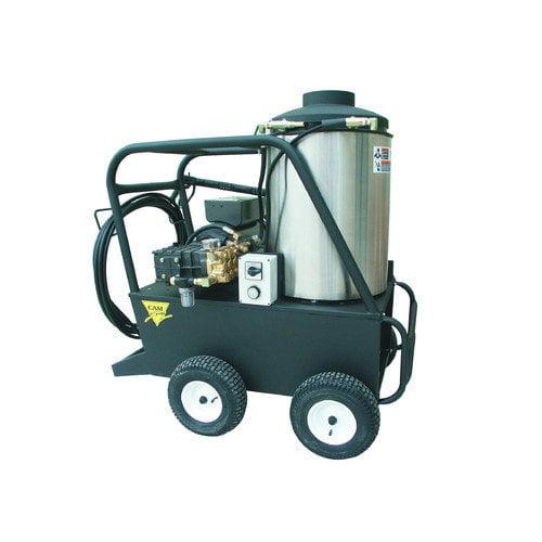 Cam Spray Q Series 2000 PSI Hot Water Gas Pressure Washer