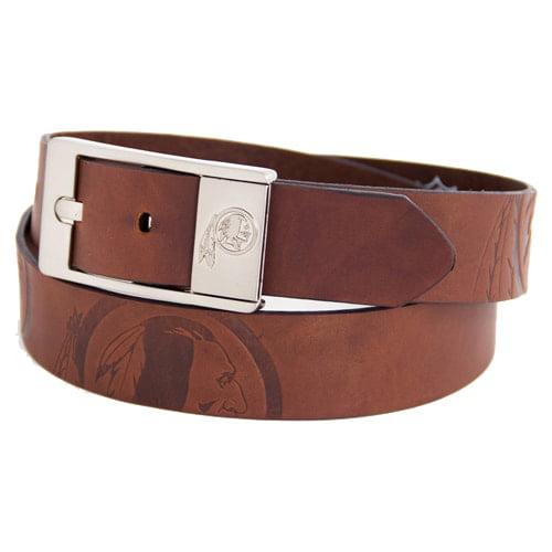 NCAA Alabama Crimson Tide Brandish Leather Belt Brown 42