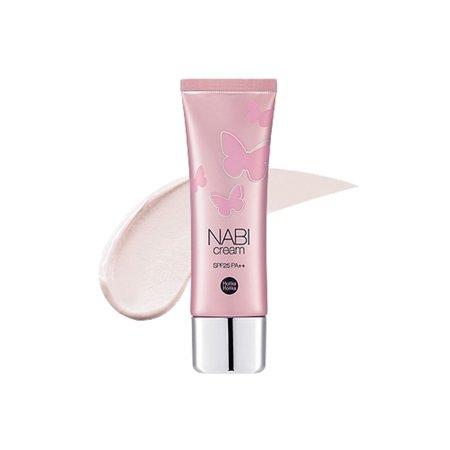Nabi Crème SPF 25 PA -- (Lovely Rose) 17 oz - 48g