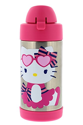 Bottle or Flask for Kids Thermos FUNtainer Stainless Steel Insulated Lunch Bag