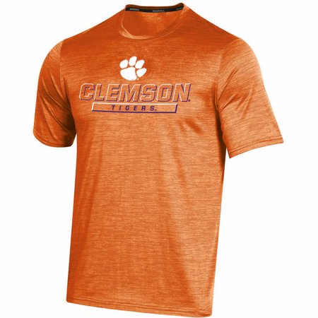 Youth Russell Orange Clemson Tigers Synthetic Digi T-Shirt