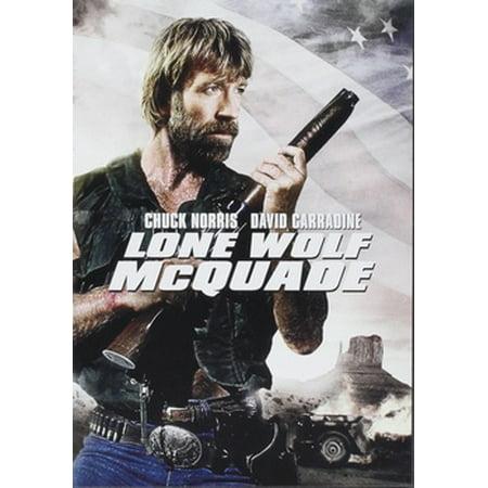Lone Wolf McQuade (DVD) - Leon Kennedy Halloween