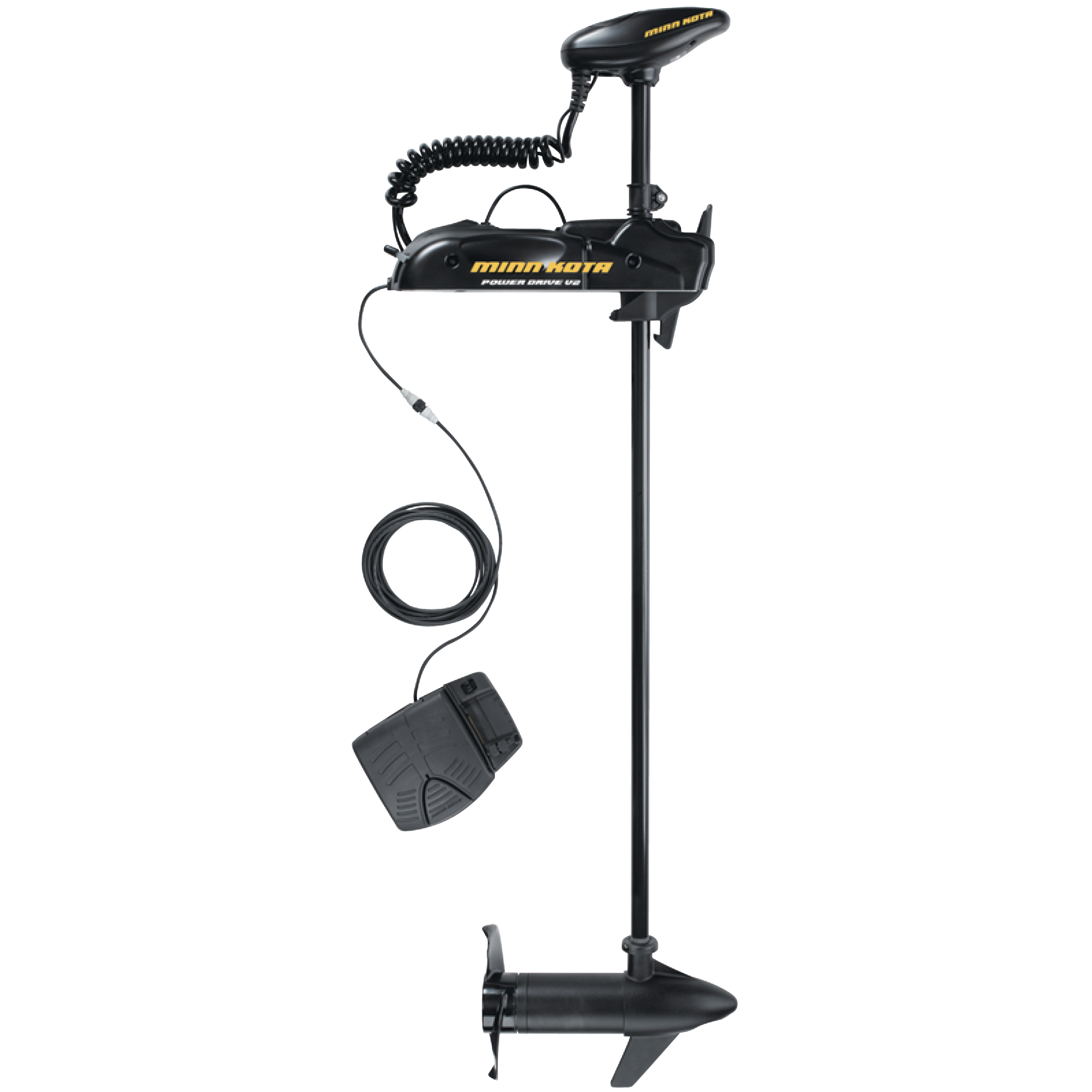 "Minn Kota 1358743 55PD V2 IP Freshwater Bow Mount 12V 48"" Shaft Variable Speed 55 lb. Thrust Trolling Motor with... by Johnson Outdoors"
