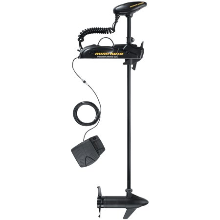 PowerDrive 45 Trolling Motor, 48u0022 Shaft Length, 45 lbs Trust, 12 Volts with BT
