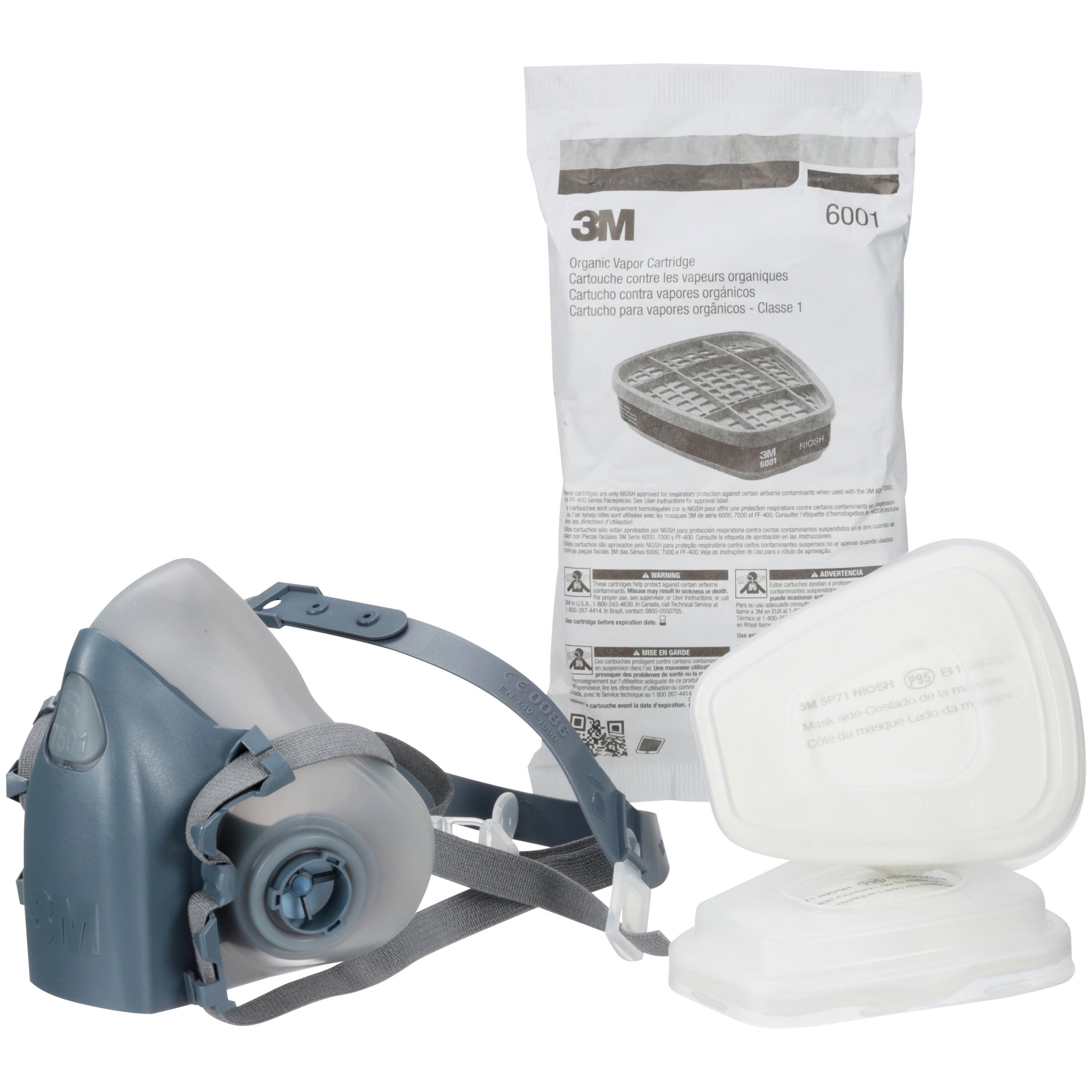 3M 7511 Professional Paint Respirator 5 pc. Pack
