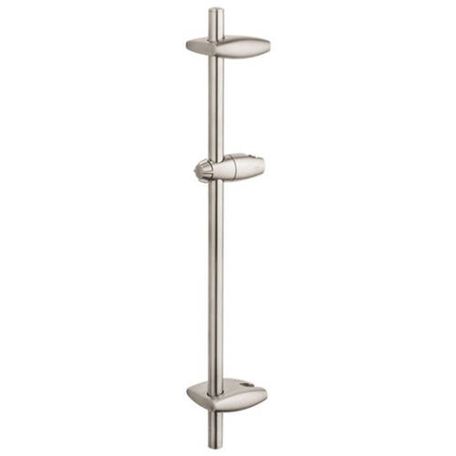 "Grohe 28723000 Movario 24"" Shower Bar, Available in Various Colors"
