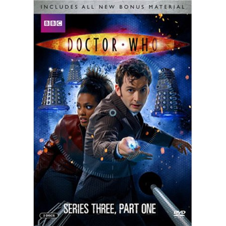 Doctor Who: Series 3, Part One (DVD)