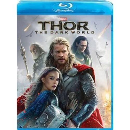 Thor: The Dark World (Blu-ray) (Widescreen)
