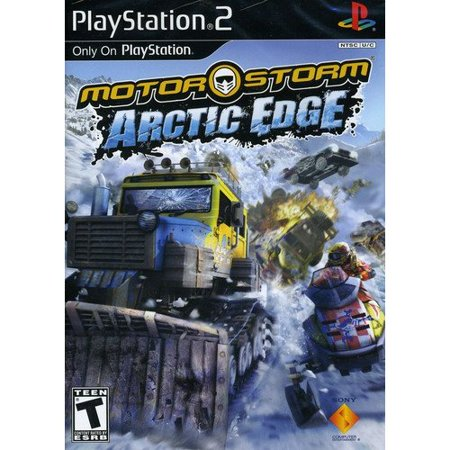 MotorStorm: Arctic Edge (PS2) ()