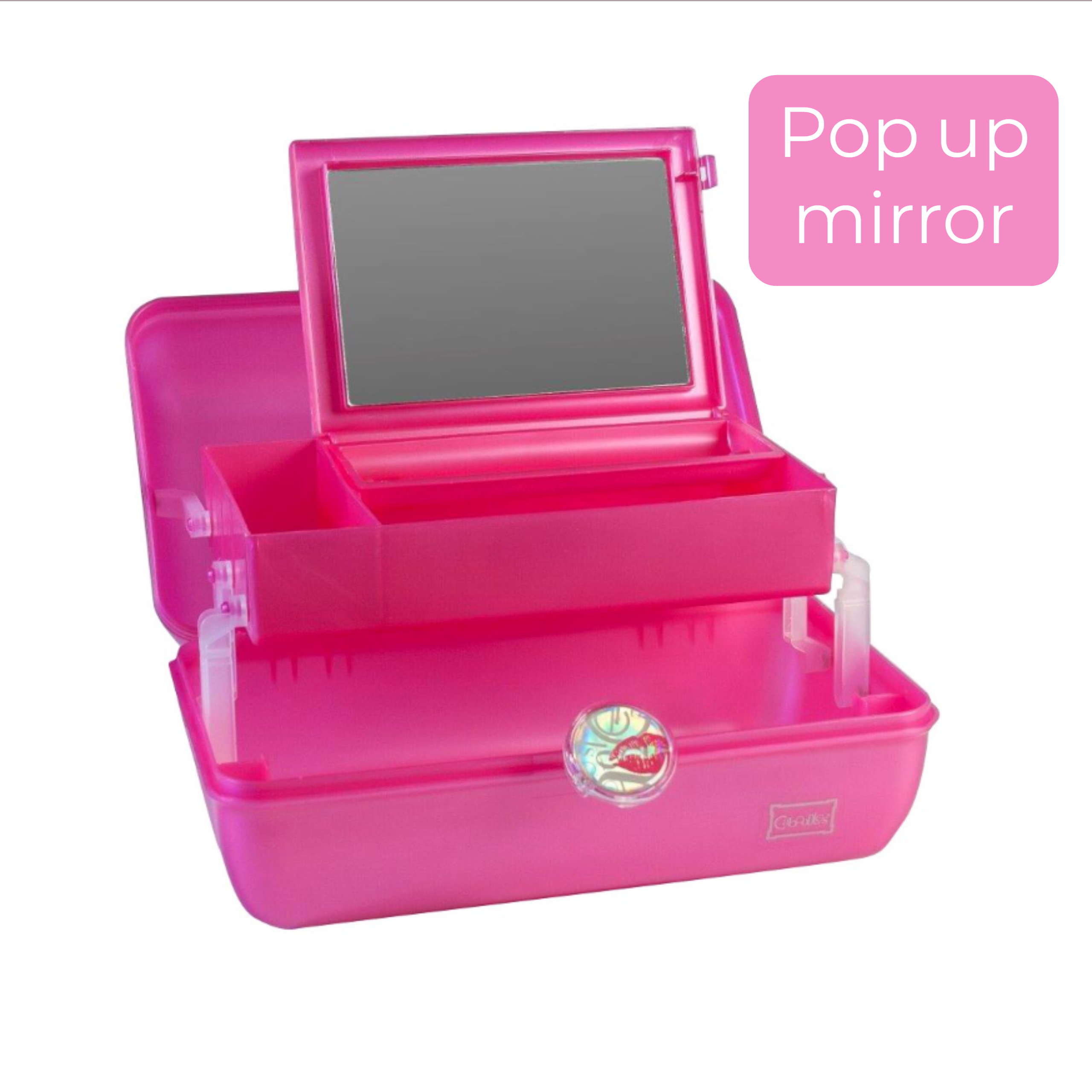 Superbe Caboodles On The Go Girl Classic Makeup Case   Walmart.com