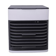Small Air Conditioner Portable Moving Purifier and Humidifier Quiet Air Cooler Fan for Home Office Dormitory Student