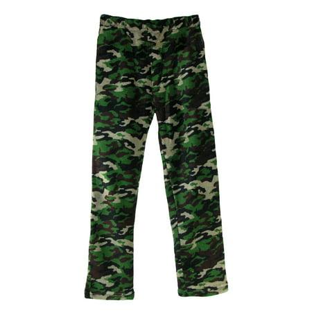 - Boyz Club  Boy's Coral Fleece Lounge Pajama Pants