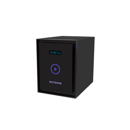 NETGEAR ReadyNAS 316 RN31661D - NAS server - 6 TB NETGEAR ReadyNAS 316 6-Bay, 6 x 1TB Desktop Drive: Intel atom 2.10 GHz6 x total baysReadyNAS drive with 6TB HDD (6 x 1TB)Unlimited snapshots captures and restores multiple versions of valuable dataXRAID2 provides ongoing protection from drive failuresCloud-based replication makes it easy to move data off-site for protectionReadyNAS Real-Time Anti-Virus stops risk before it startsExpandable with a library of software add-ons