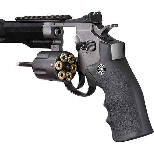 Smith & Wesson 327 TRR8 .177 BB CO2 Revolver