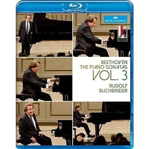Piano Sonatas 3 (Blu-ray)