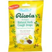 Ricola Natural Herb Cough Drops Original 21 Each (Pack of 6)