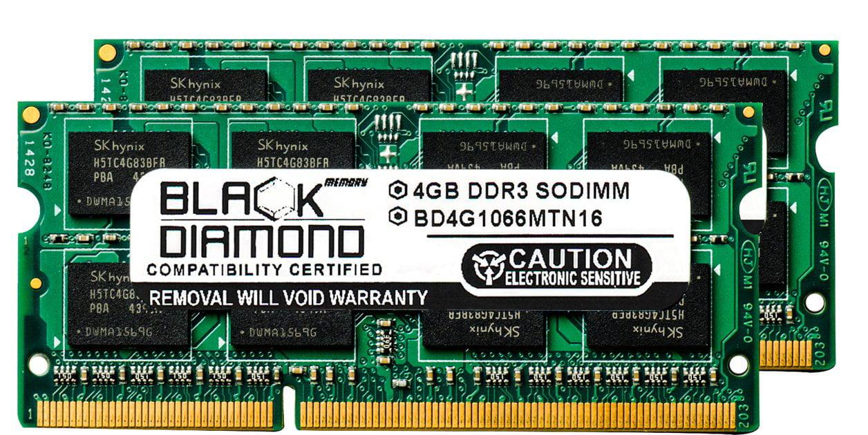 8GB DDR3 PC3-8500 Dell Studio 1457 1458 Notebook Memory
