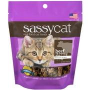 Herbsmith Sassy Cat Treats, Beef with Potatoes, Carrots & Celery